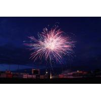 Fireworks over Funko Field, home of the Everett AquaSox