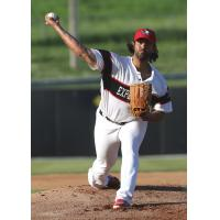Sioux City Explorers RHP Jason Garcia