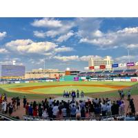 Naturalization Ceremony at Dunkin' Donuts Park