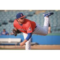 Anthony Kay allowed just one run and five hits in five and 2/3 innings pitched for the Syracuse Mets on Friday night
