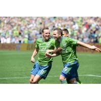 Harry Shipp scored the game-winning goal in Seattle Sounders FC's 2-1 victory over Atlanta United FC