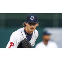 Lakewood BlueClaws pitcher Ethan Lindow