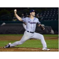 Somerset Patriots pitcher James Pugliese