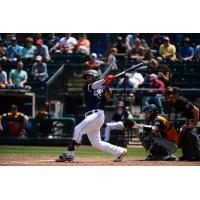 Tim Lopes of the Tacoma Rainiers