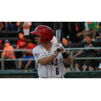 Phil Caulfield had three hits and two RBI in the Hagerstown Suns' 9-2 win over Hickory Saturday