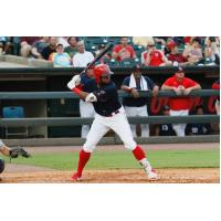Louisville Bats outfielder Narciso Crook