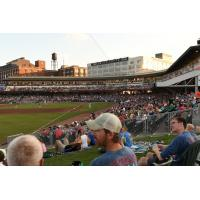 Fifth Third Field, home of the Dayton Dragons