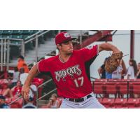 Carolina Mudcats Matt Smith