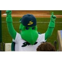 Beloit Snappers mascot Snappy