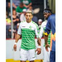 Dallas Sidekicks defender Kristian Quintana