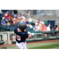 Jordan Pacheco of the Tacoma Rainiers