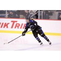 Minnesota Whitecaps star Allie Thunstrom