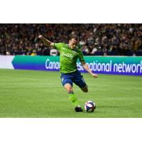 Brad Smith has six assists while starting 24 of 25 appearances since joining Seattle Sounders FC in August of 2018