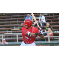 Drew Mendoza delivered the walk-off single, his fourth hit of the night, in the Hagerstown Suns' 5-4 win over Rome Wednesday