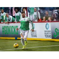 Dallas Sidekicks midfielder Billy O'Dwyer