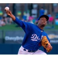 JoJo Gray allowed only three hits and one run in six strong innings to pick up the win for the Tulsa Drillers Sunday