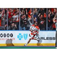 Buffalo Bandits transition player Kevin Brownell