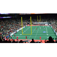 Jacksonville Veterans Memorial Arena, home of the Jacksonville Sharks