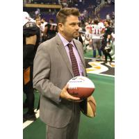 Arizona Rattlers President Chris Presson