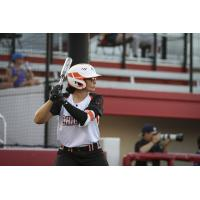 Courtney Gano of the Chicago Bandits