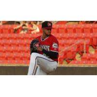 Former Carolina Mudcats pitcher Devin Williams
