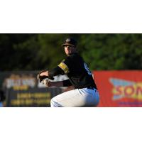 Burlington Bees pitcher Clayton Chatham