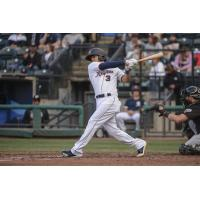 Chris Mariscal of the Tacoma Rainiers