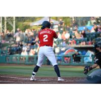 John Andreoli of the Tacoma Rainiers