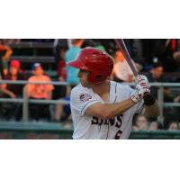 Phil Caulfield drove in three runs in the Hagerstown Suns 4-1 win
