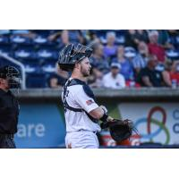 Pensacola Blue Wahoos catcher Ryan Jeffers