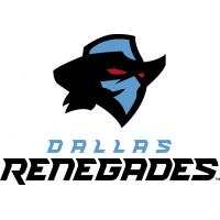 Dallas Renegades XFL Logo