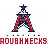 Houston Roughnecks XFL Logo