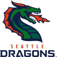 Seattle Dragons XFL Logo
