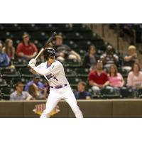 Infielder Zach Remillard with the Winston-Salem Dash