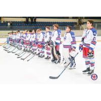 Team NAHL at the Junior Club World Cup