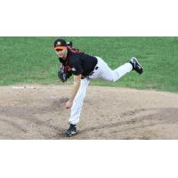 Long Island Ducks pitcher Darin Downs