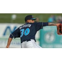 Lakewood BlueClaws pitcher Jhordany Mezquita