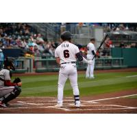 Eric Filia of the Tacoma Rainiers