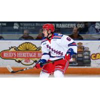 Kitchener Rangers right wing Ryan Stepien