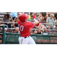 Nic Perkins of the Hagerstown Suns had two doubles and drove in two runs