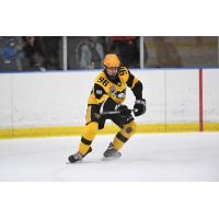 Forward Ty Voit with Pittsburgh Penguins U15 Elite