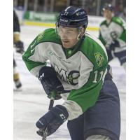 Maine Mariners defenseman Johnny Coughlin