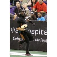 Arizona Rattlers quarterback Verlon Reed Jr.