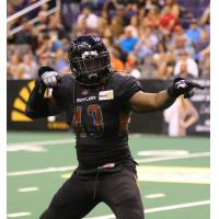 Arizona Rattlers linebacker Ricky Wyatt Jr.