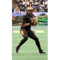 Arizona Rattlers quarterback Drew Powell