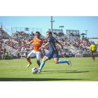 Sacramento Republic FC midfielder Sam Werner vs. Rio Grande Valley FC