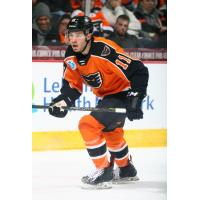 Lehigh Valley Phantoms forward Steven Swavely