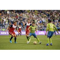 Seattle Sounders FC and FC Dallas played to a scoreless draw on Wednesday