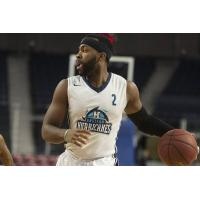 Ta'Quan Zimmerman with the Halifax Hurricanes