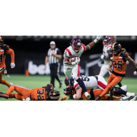Montreal Alouettes vs. the B.C. Lions